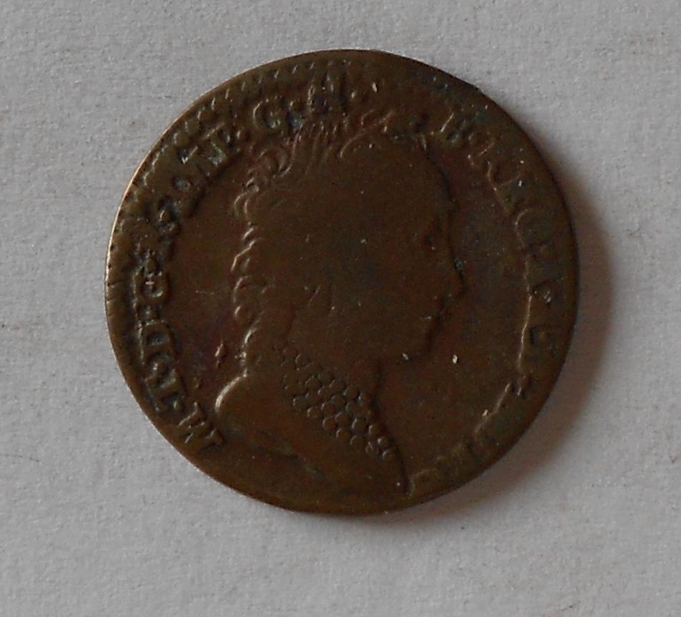 Rakousko Liard 1750Marie Terezie