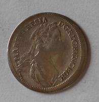 Rakousko – Vídeň 6 Krejcar 1743 Marie Terezie