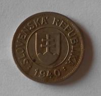 Slovensko 1 Koruna 1940