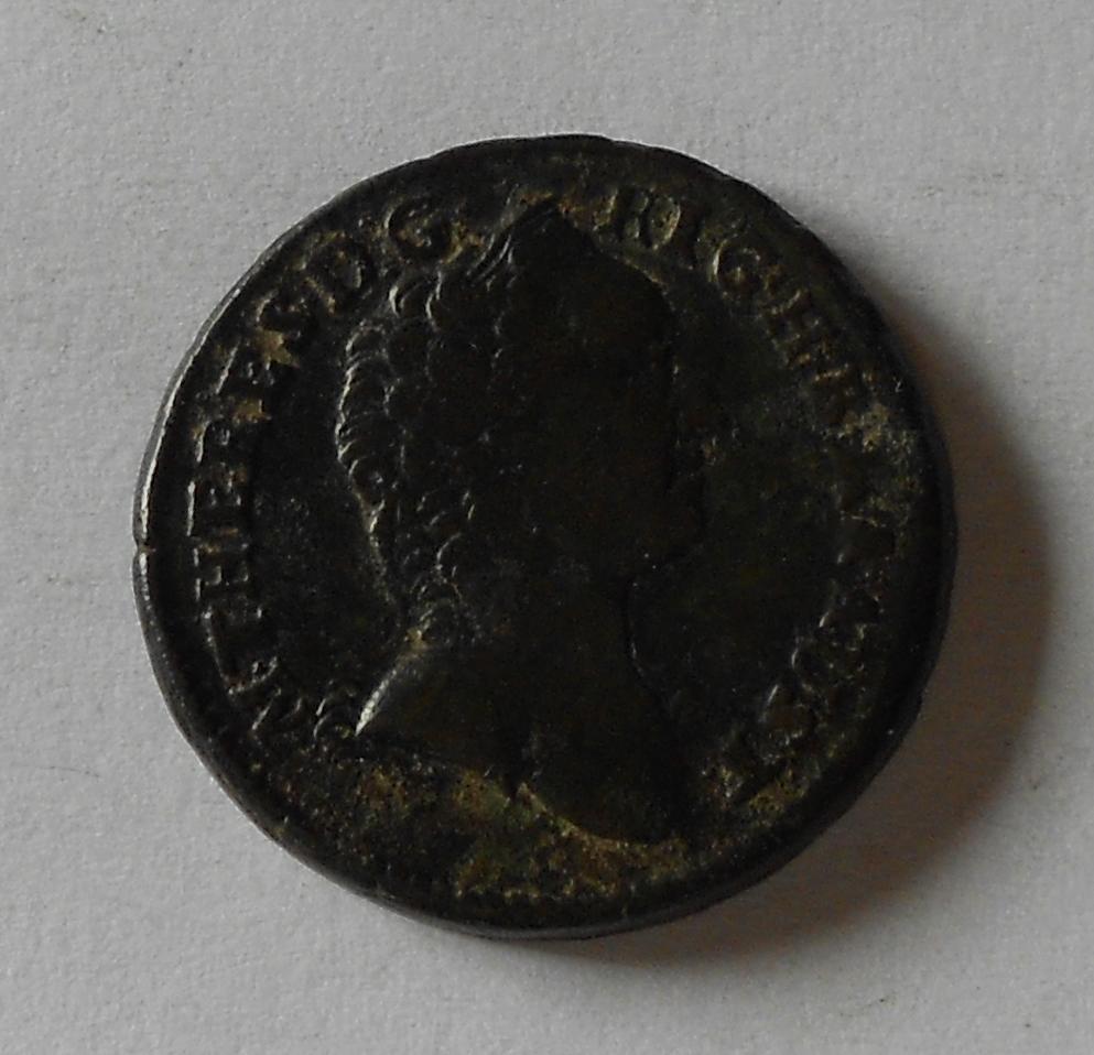 Uhry 1 Krejcar 1762 K Marie Terezie stav