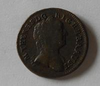 Uhry 1 Krejcar 1763 K Marie Terezie stav
