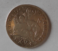 Uhry – Kremnica 15 Krejcar 1743 Marie Terezie