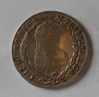Uhry SKPD 20 Krejcar 1777 Marie Terezie