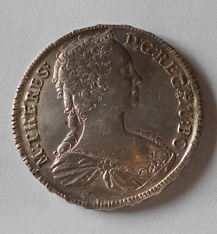 Uhry Tolar 1743 KB Marie Terezie, měl ouško