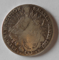 Uhry Tolar 1780 B Marie Terezie