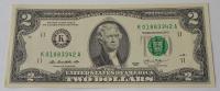 USA 2 Dollar 2013