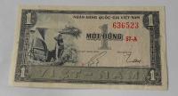 Vietnam 1 Dong 1955