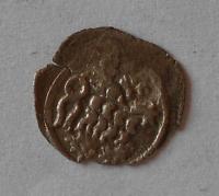 Čechy Kruhový peníz 1440-1457 Ladislav Pohrobek
