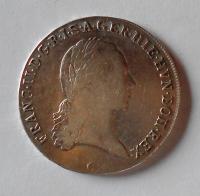 Čechy – Praha 1/2 Tolar 1795 C František II.