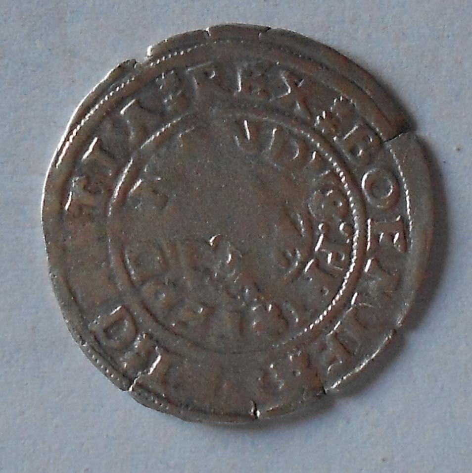Čechy Pražský groš 1541 Ferdinand I.