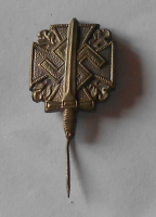 III. Říše – Německo, Svastika s meči, miniatura