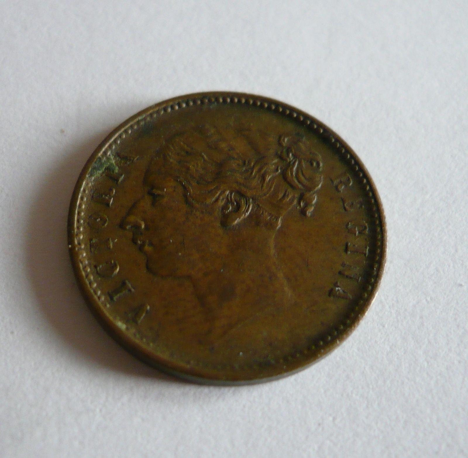 královna Viktorie, žeton, Velká Británie