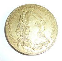 Marie+Petr III., pamětní žeton, 1783, Portugalsko