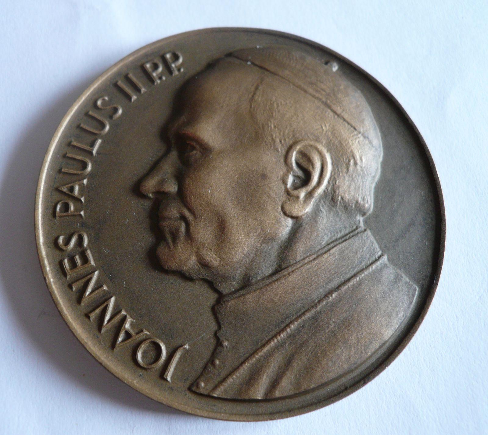 návštěva papeže Jana Pavla II. v Praze, ČR