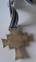 Německo III. Říše Mateřský kříž Ag stupeň