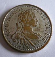 pamětní žeton 1760, průměr 28 mm, Rakousko