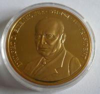 prezident Eisenhower, zlacená, USA