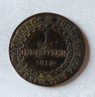 Rakousko 1 Krejcar 1812 E František II.