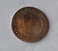 Rakousko 1 Lira 1823 M František II.