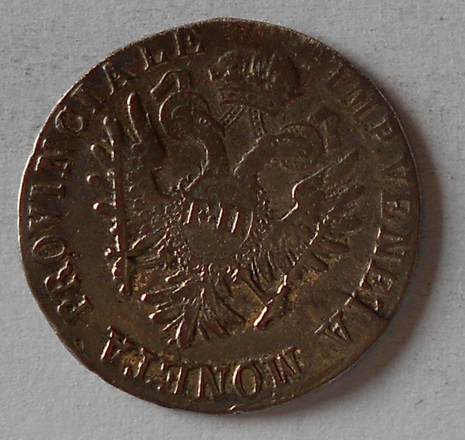 Rakousko 1 Lira Veneta 1800 František II.