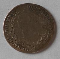 Rakousko 10 Krejcar 1790 Josef II.