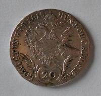 Rakousko 20 Krejcar 1815 G František II.
