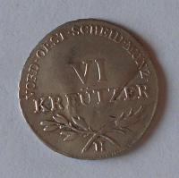 Rakousko 6 Krejcar 1794 H František II.