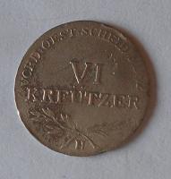 Rakousko 6 Krejcar 1795 H František II.