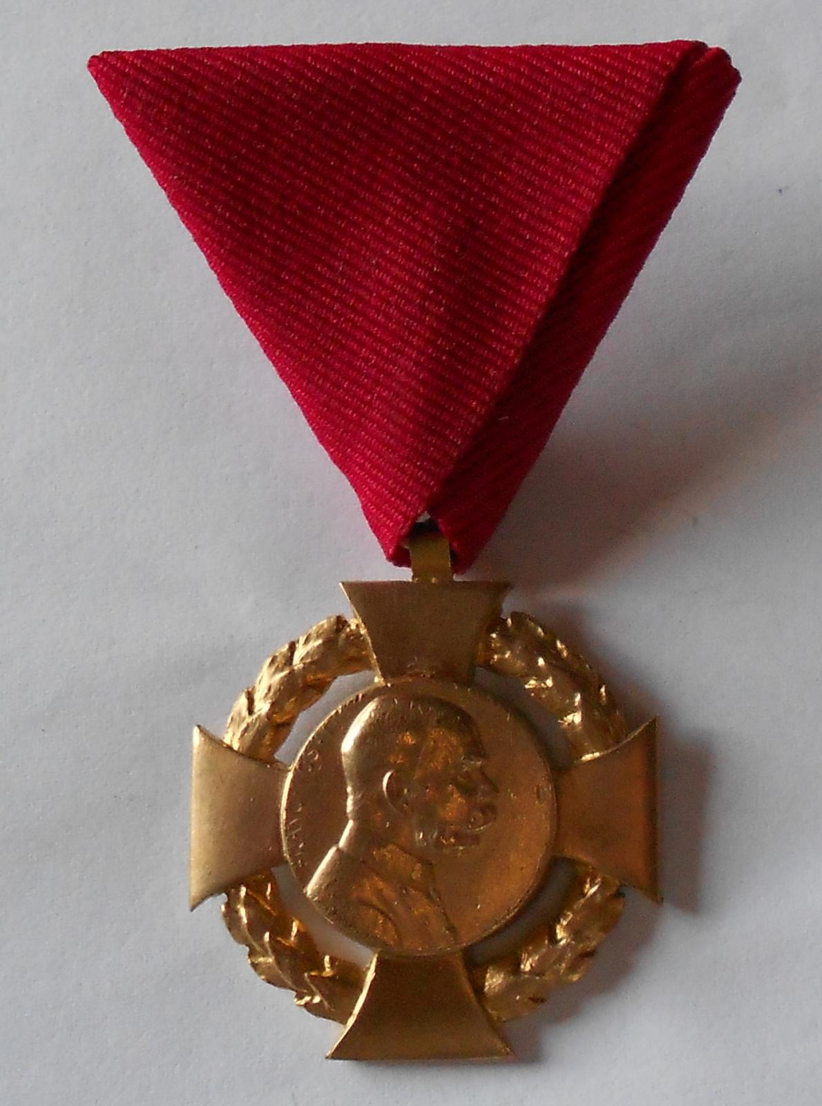 Rakousko Kříž na 60 let vlády 1848-1908