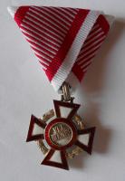 Rakousko Kříž Verdienste Vojenský záslužný kříž