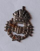 Rakousko, spojař - 1. světová válka, našívací odznak