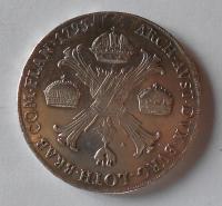 Rakousko Tolar křížový 1793 M František II.