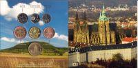 Ročníková sada oběžných mincí ČR (2014-Česká republika), stavy 0/0