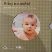 Ročníková sada oběžných mincí ČR (2011-narození dítěte), stavy 0/0