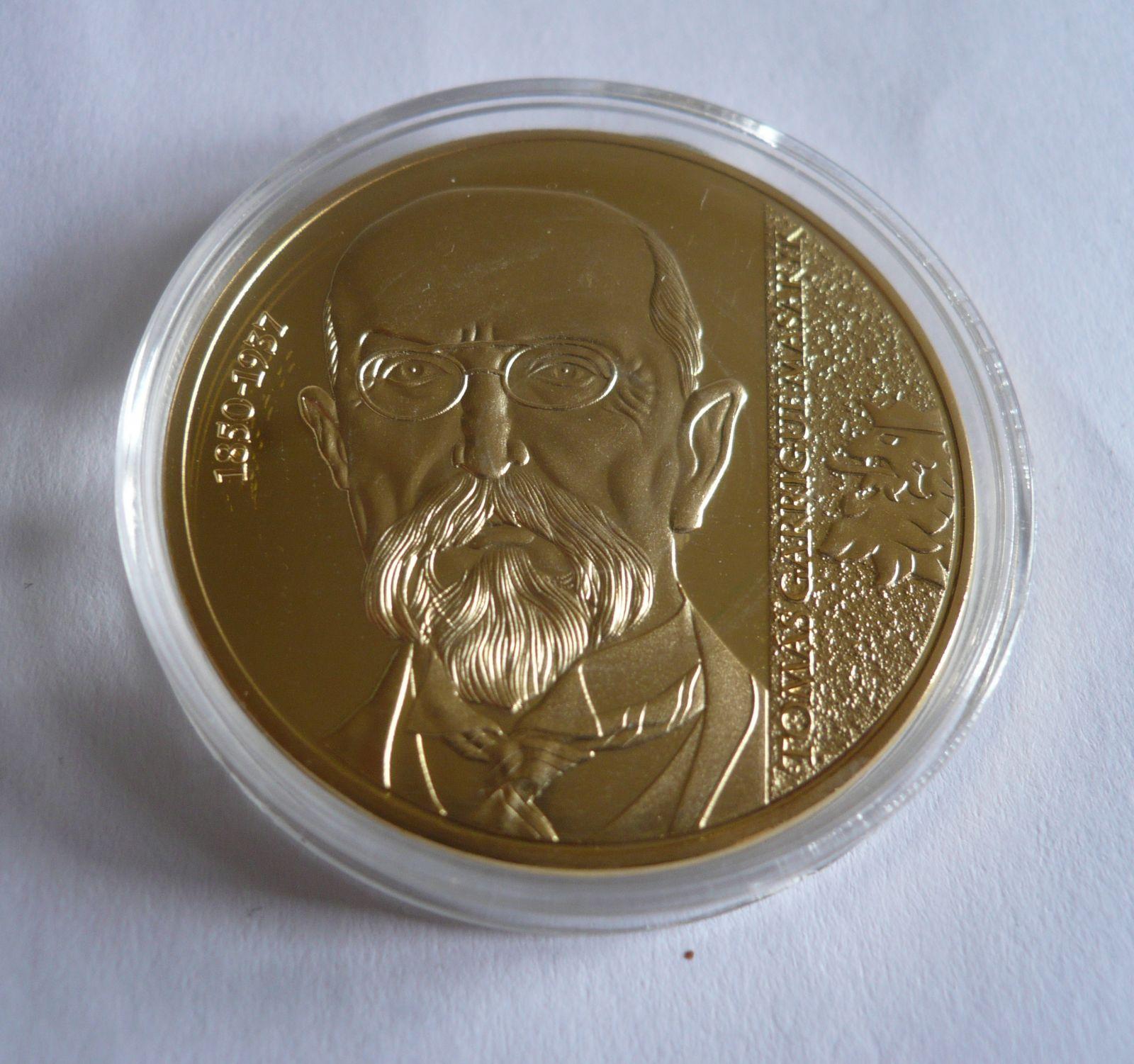 Tomáš Garigue Masaryk, největší Čech, ČR