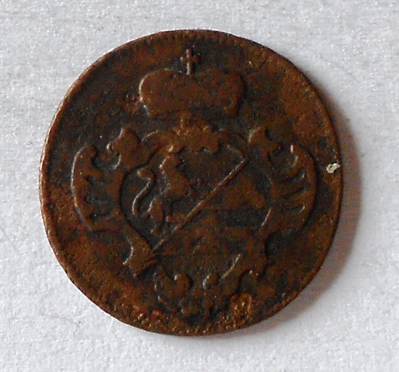 Uhry 1 Soldo 1788 K Josef II.