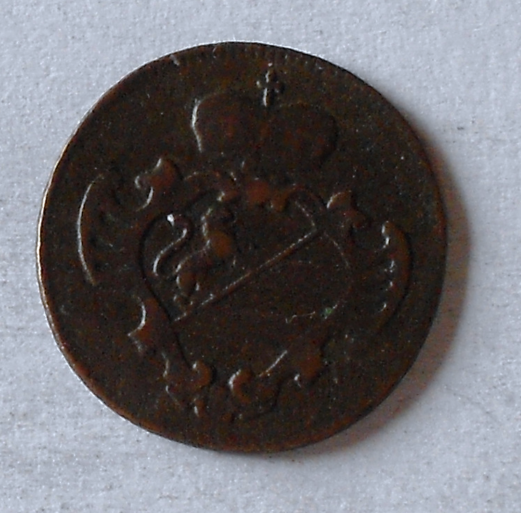 Uhry 1 Soldo 1788 K Josef II. Stav