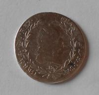 Uhry 10 Krejcar 1792 B František II.