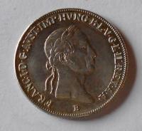 Uhry 20 Krejcar 1835 B František II.