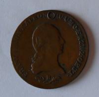 Uhry 6 Krejcar 1800 B František II. Dirka
