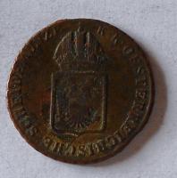 Uhry ? Krejcar 1816 B František II.