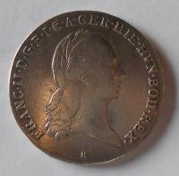 Uhry Tolar křížový 1797 B František II.