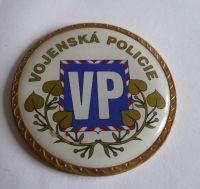 vojenská policie, ČR