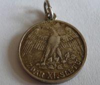 Všesokolský slet v Praze, 1948, Ag medaile, ČSR