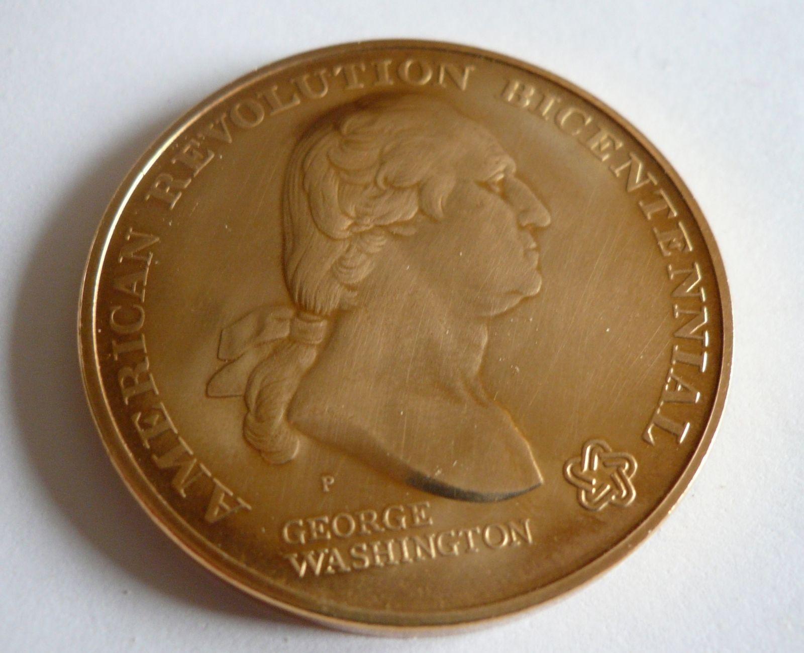 Americká revoluce G.Washington, USA