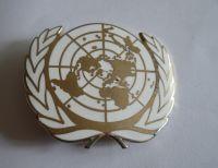 Bílé přilby-čepicový odznak, OSN