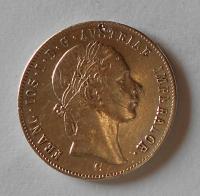 Čechy 20 Krejcar 1854 C