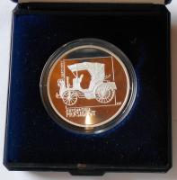 200 Kč(1997-President), stav PROOF, etue