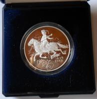 200 Kč(2002-Aleš), stav PROOF, etue a certifikát