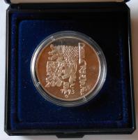 ČR 200 Koruna, Ústava PROOF+cert. 1993